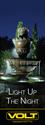 Picture of Light Up The Night (Fountain Design) Volt Door Hanger